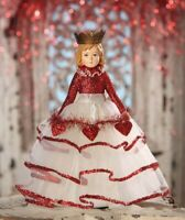 Bethany Lowe Designs: Valentine's Day; Valentines Sweetheart Doll; item# TD7600