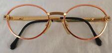 Vintage Gianfranco ferre GFF 203  DR1 eyeglasses frame 54mm Made in italy NEW