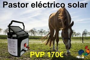 Pastor eléctrico Solar