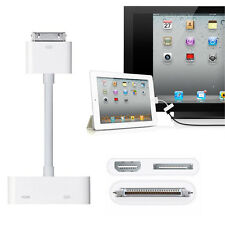 Digital AV HDTV Adapter cable 30 Pin Dock Connector to HDMI fr Apple iPad iPhone