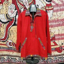 Rimanenze LANA 6 dimensioni 2 colori 100/% lana di pecora lavoro manuale nel Nepal