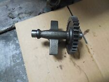 honda atc350x 350x engine crank shaft crankshaft balance gear balancer 1985 1986