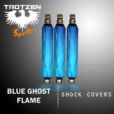 Yamaha raptor 660 Blue Ghost Flame Shock Cover #mgh3373sc3373