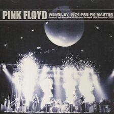 PINK FLOYD - WEMBLEY 1974 PRE FM MASTER. 2CD