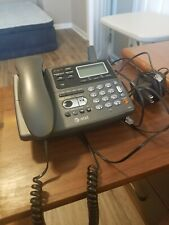 AT&T (E5827) 5.8 GHz Single Line Corded Digital Phone Answering System