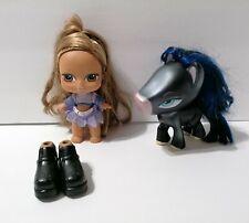 Bratz Babyz Ice Champions Yasmin and black ponyz lot