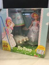 Disney Toy Story 4 Pixar Bo Peep and Sheep Signature Collection Doll