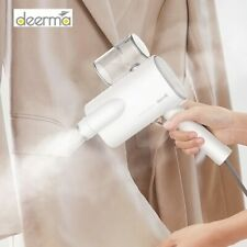 Original Deerma Handheld Garment Steamer Mini Travel Portable Clothes Iron