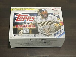 2021 Item Restocked 2021 Topps MLB Series 2 Baseball Trading Card Giant IN HAND