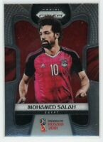 2018 Mohamed Salah Panini Prizm World Cup Fifa World Cup Russia 2018
