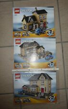 Lego Anleitung Creator Haus 4954