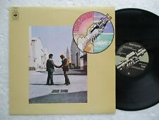 PINK FLOYD - Wish you were here - Rare Israel release LP / NM
