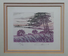 IAN LAURIE : Landscape - Etching, Signed and numbered Limited Edition (42/100)