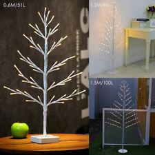 60CM Baum LED Lichterbaum Leuchtbaum Warmweiß 51 LEDs Weihnachtsdeko Beleuchtung