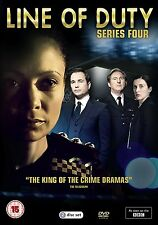 LINE OF DUTY Stagione 4 Serie Completa 2xDVD in Inglese NEW .cp