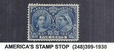 1897 Canada SC 54 Diamond Jubilee, Queen Victoria - VF MH Mint*