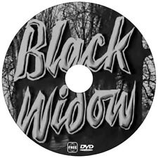 Black Widow - Christine Norden, Robert Ayres - Crime - 1951 - DVD