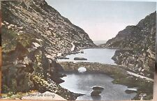Irish Postcard SERPENT LAKE Gap Dunloe Killarney Ireland Lawrence Inland Germany