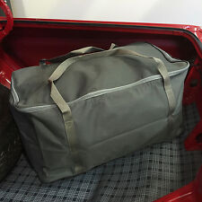 California Car Cover Deluxe Grey Tote Duffel Bag for Cover Storage Size Large