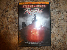 STEPHEN KING'S ROSE RED DVD 2 DISC DELUXE EDITION RARE ORIGINAL  OOP