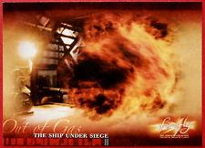 Joss Whedon's FIREFLY - Card #35 - The Ship Under Siege - Inkworks 2006