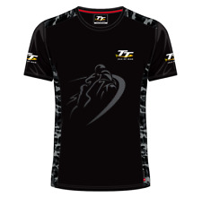 Official 2021 Isle of Man TT Races Custom's  T'Shirt - 21ACTS2