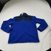brooks brother Men's sweatshirt large pullover  blue  fleece $79 51