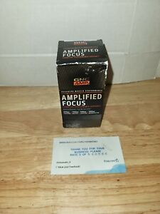 GNC Amplified Focus Advanced Muscle Performance - 60 Tablets