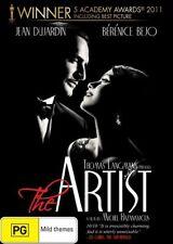 The Artist (DVD, 2016)