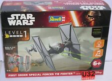 REVELL 06751 KIT STAR WARS FIRST ORDER SPECIAL FORCES TIE FIGHTER