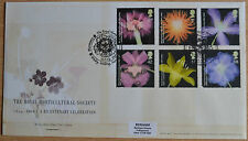 2004 GB FDC - The Royal Horticultural Society