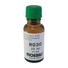 Olio Moebius 8030 sveglie pendole movimenti a musica