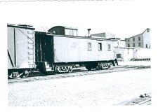 Vintage C&NW-Chicago & Northwestern #11606 wood side Caboose