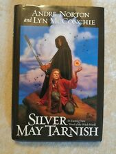 Silver May Tarnish Witch World Chronicles Andre Norton Lyn McConchie HCDJ BCE
