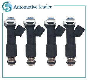 4Pcs Fuel injectors For Chevrolet Cobalt 2005-2010 Pontiac G5 2007-2010 2.2L