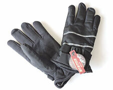 Fleece Lined Gloves for Men Tactical Outdoor Sport Driving Anti-slip Dotted