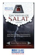The Virtues Of Salat (Prayer) By Shaykh Salih Al Fawzan Islamic Book Gift Ideas