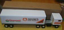 1/64 Ertl Kenworth Moores Food Products Domani Foods Semi Truck #3287