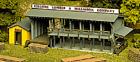 "Atlas # 750  Lumber Yard & Office - Kit 3-3/4 x 8-1/2"" 9.5 x 21.3cm HO MIB"