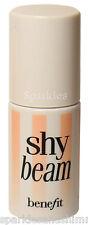 Benefit Shy Beam Nude Pink Matte Radiance Highlighter 4ml Travel Size