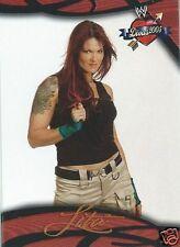 Lita Divas 2005 Trading Card #40 WWE WWF