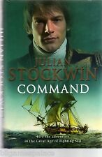 Julian Stockwin 07 Command 2006 (Hodder 2006 1st 1 Limited Edition Signed)