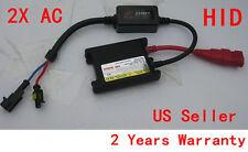 35W AC HID Mini Slim Ballast Conversion Replacement H1 H3 H4 H7 9006 9005 H8