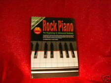 Rock  Piano with CD