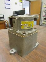 Hubbell Receptacle w/ Base 321-R 30A 3P 4W 600VAC Used