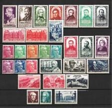 France année complète 1948 Yvert n° 793 à 822 neuf ** luxe MNH
