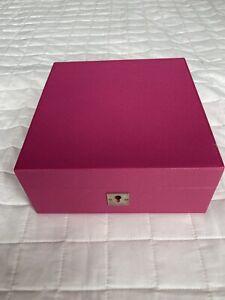 Smythson Travel Watch Box