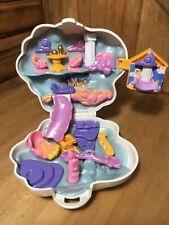 Polly Pocket 💛 1996 - Hercules Playcase - Mini Collection - Bluebird Toys  2805