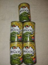 (5 Cans) Of Margaret Holmes Fancy Spinach  Best By Date 12/11/2022 Keto