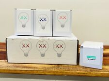 KAWS x THE STANDARD HOTEL LIGHT BULB SET OF 3 UNOPENED ONLY 1000 MADE